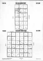 Map Image 007, Gregory County 1990