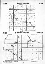 Map Image 008, Gregory County 1990