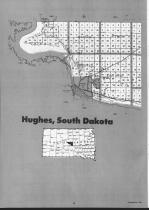 Hughes County Index Map 001, Hughes and Stanley Counties 1990