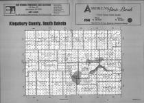 Index Map, Kingsbury County 1991