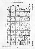 Map Image 001, Lincoln County 1991