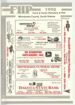Title Page, Minnehaha County 1990