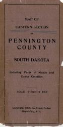 Title Page, Pennington County 1908