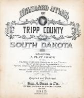 Title Page, Tripp County 1915