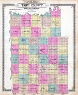 Tripp County Outline Map, Tripp County 1915