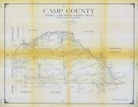 Camp County Map