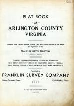 Title Page, Arlington County 1943