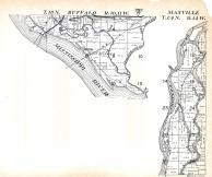 Buffalo and Maxville Townships, East Winona, Buffalo County 192x