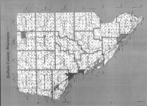 Index Map, Buffalo County 1990