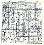 Hubbard Township, Horicon, Browns Cor., Neda, Iron Ridge, Dodge County 192x
