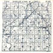 Shilelds and Lowell Townships, Richwood, Dodge County 192x
