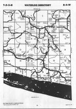 Map Image 010, Grant County 1991