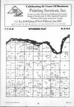 Map Image 002, Iowa County 1990 Published by Farm and Home Publishers, LTD