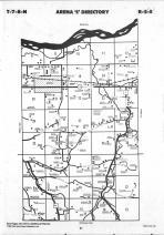 Map Image 007, Iowa County 1990 Published by Farm and Home Publishers, LTD