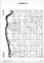 Map Image 012, Iowa County 1990 Published by Farm and Home Publishers, LTD
