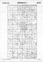 Map Image 013, Iowa County 1990 Published by Farm and Home Publishers, LTD
