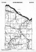 Map Image 019, Iowa County 1990 Published by Farm and Home Publishers, LTD