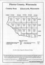 Pierce County Table of Contents, Pepin and Pierce Counties 1991