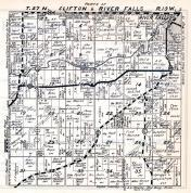 Clifton and River Falls Townships, Pierce County 1930