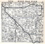 River Falls Township, Pierce County 1930