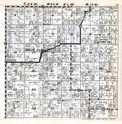 Rock Elm Township, Farm Hill, Exile, Waverly, Pierce County 1930