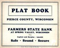 Title Page, Pierce County 1930