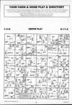 Center T3N-R11E, Rock County 1990 Published by Farm and Home Publishers, LTD
