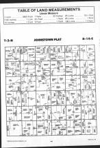 Johnstown T3N-R14E, Rock County 1990 Published by Farm and Home Publishers, LTD