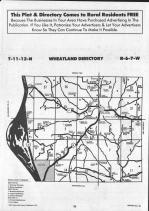 Map Image 003, Vernon County 1991