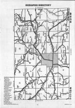Map Image 017, Vernon County 1991