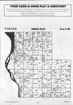 Map Image 028, Vernon County 1991