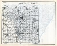 Green County Map