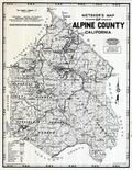 Alpine County 1980 to 1996 Mylar, Alpine County 1980 to 1996