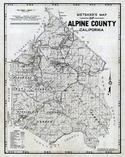 Alpine County 1980 to 1996 Tracing, Alpine County 1980 to 1996