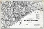 Calaveras County 1980 to 1996 Mylar, Calaveras County 1980 to 1996