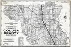 Colusa County 1980 to 1996 Mylar, Colusa County 1980 to 1996