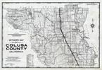 Colusa County 1980 to 1996 Tracing, Colusa County 1980 to 1996