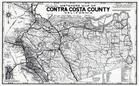 Contra Costa County 1980 to 1996 Mylar, Contra Costa County 1980 to 1996