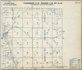 Township 21 N., Range 11 W., Mendocino National Forest, Thatcher Creek, Mendocino County 1954