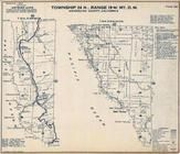 Township 22 and 24 N., Range 18 and 19 W., Rockport, Bear Harbor, DeVilbiss, Mendocino County 1954