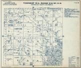 Township 23 N., Range 13 W., Round Indian Reservation, Mendocino County 1954