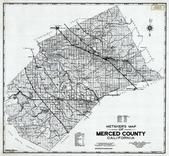 Merced County 1980 to 1996 Mylar, Merced County 1980 to 1996