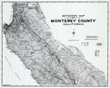 Monterey County 1980 to 1996 Mylar, Monterey County 1980 to 1996