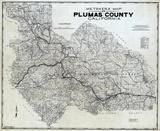 Plumas County 1980 to 1996 Tracing, Plumas County 1980 to 1996