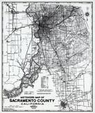 Sacramento County 1980 to 1996 Mylar, Sacramento County 1980 to 1996