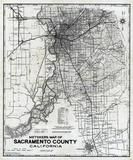 Sacramento County 1980 to 1996 Tracing, Sacramento County 1980 to 1996