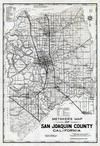 San Joaquin County 1980 to 1996 Tracing, San Joaquin County 1980 to 1996