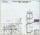 Page 123 - Townships 28 N., 29 N. and 30 N., Ranges 10 W. and 11 W., Trinity NF, Dead Horse Ridge, Shasta County 1959