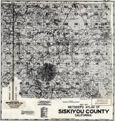 Title Page - Index Map - East, Siskiyou County 1957