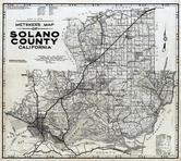 Solano County 1980 to 1996 Tracing, Solano County 1980 to 1996